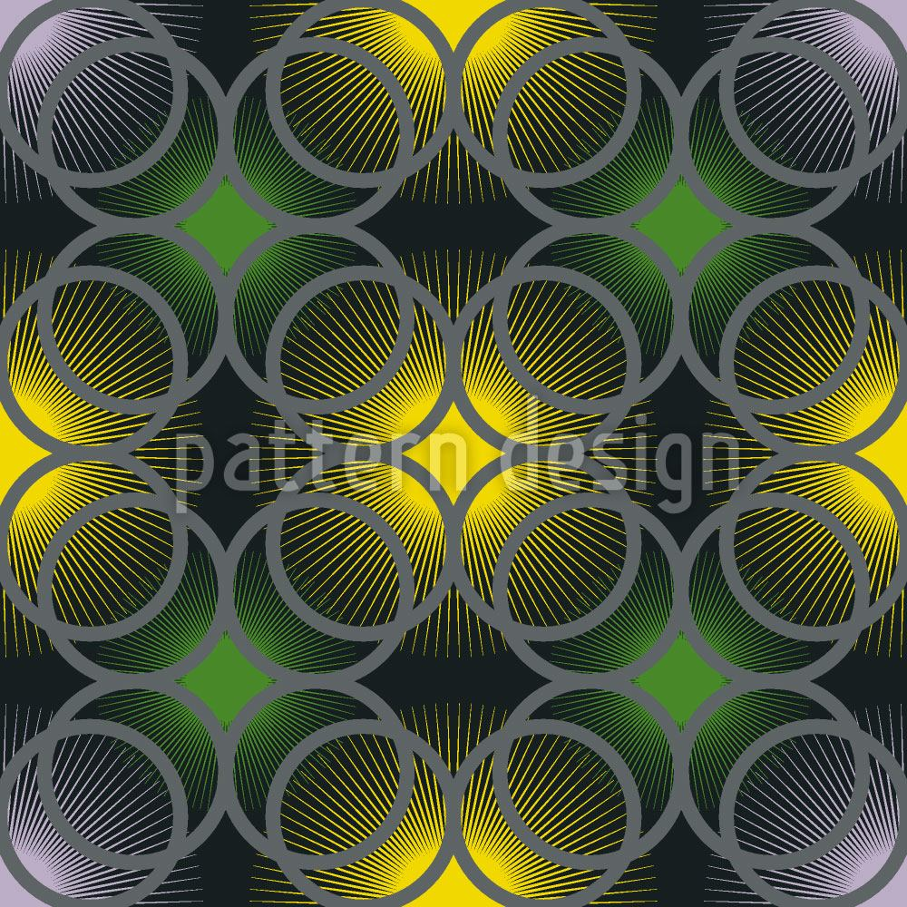 Pattern Wallpaper Pale Light