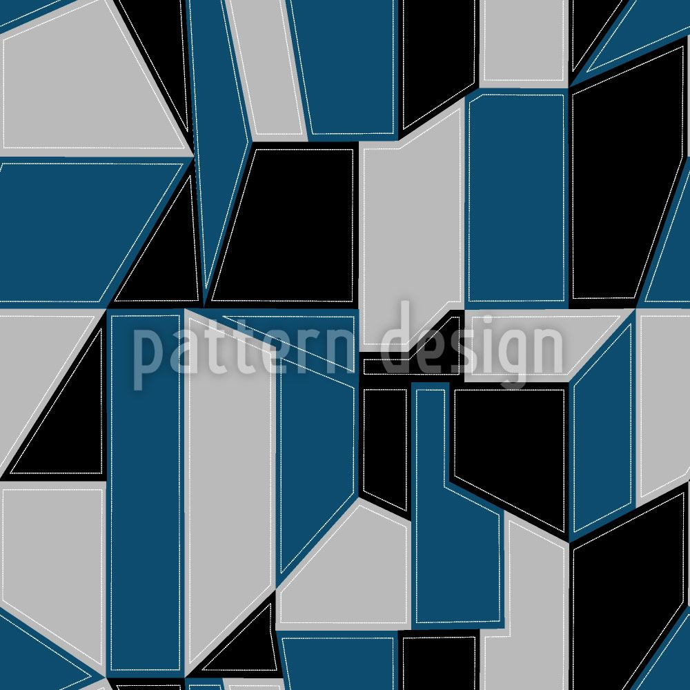 Pattern Wallpaper Geometry Reloaded