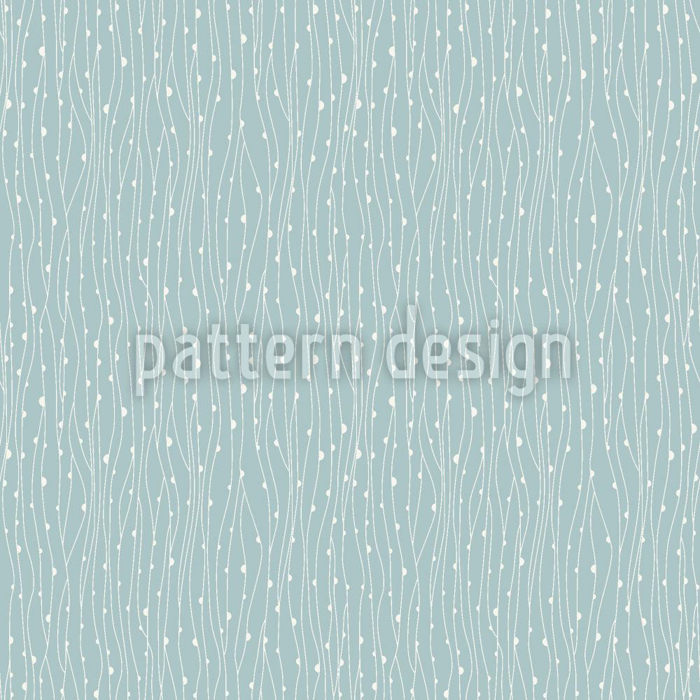 Pattern Wallpaper Plankton And Seaweed