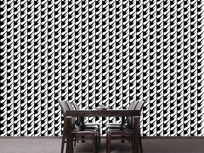 Pattern Wallpaper Houndstooth Expression