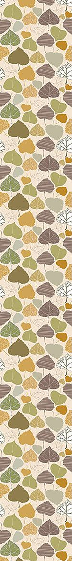 Pattern Wallpaper Leaf World In Autumn