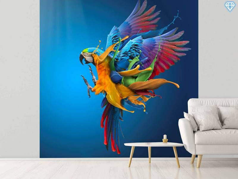 Photo Wallpaper Flying Colours