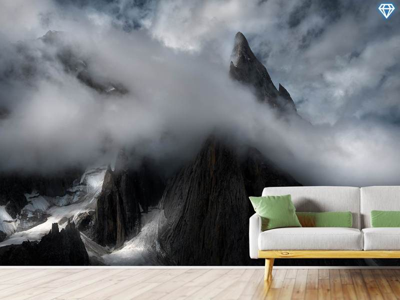 Photo Wallpaper The Karakoram