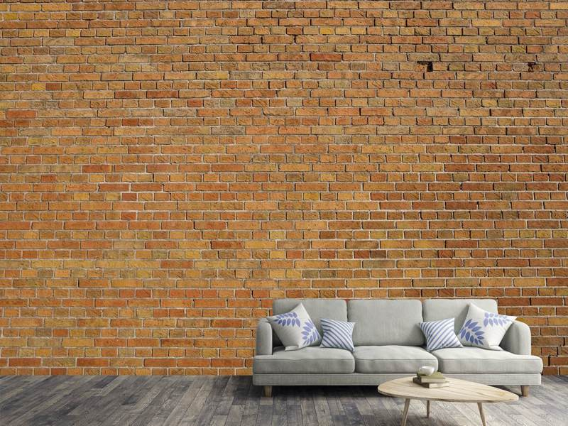 Valokuvatapetti Brick Background