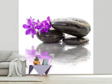 Photo Wallpaper Feng Shui Stones