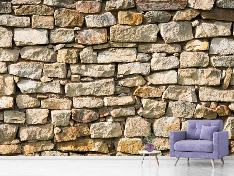 Photo Wallpaper Natural Stones